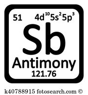 Antimony clipart #15, Download drawings