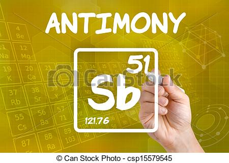 Antimony clipart #6, Download drawings