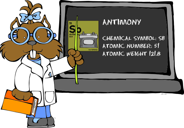 Antimony clipart #2, Download drawings