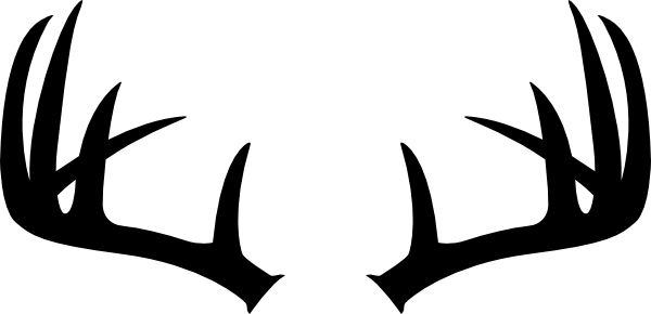 Antler clipart #13, Download drawings