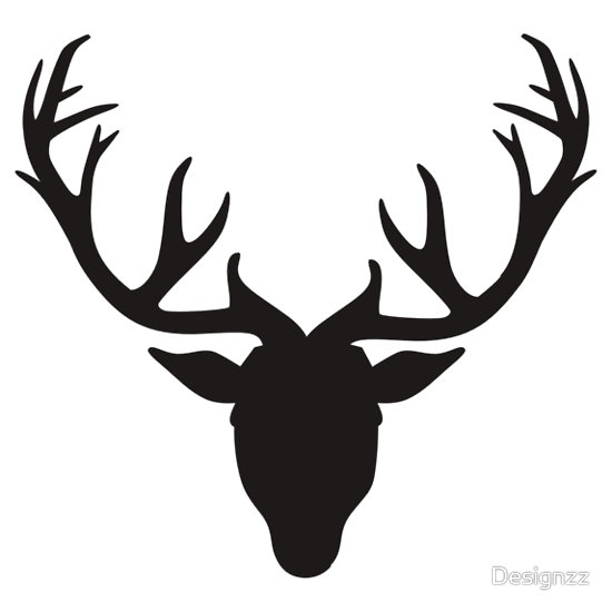 Antler clipart #12, Download drawings