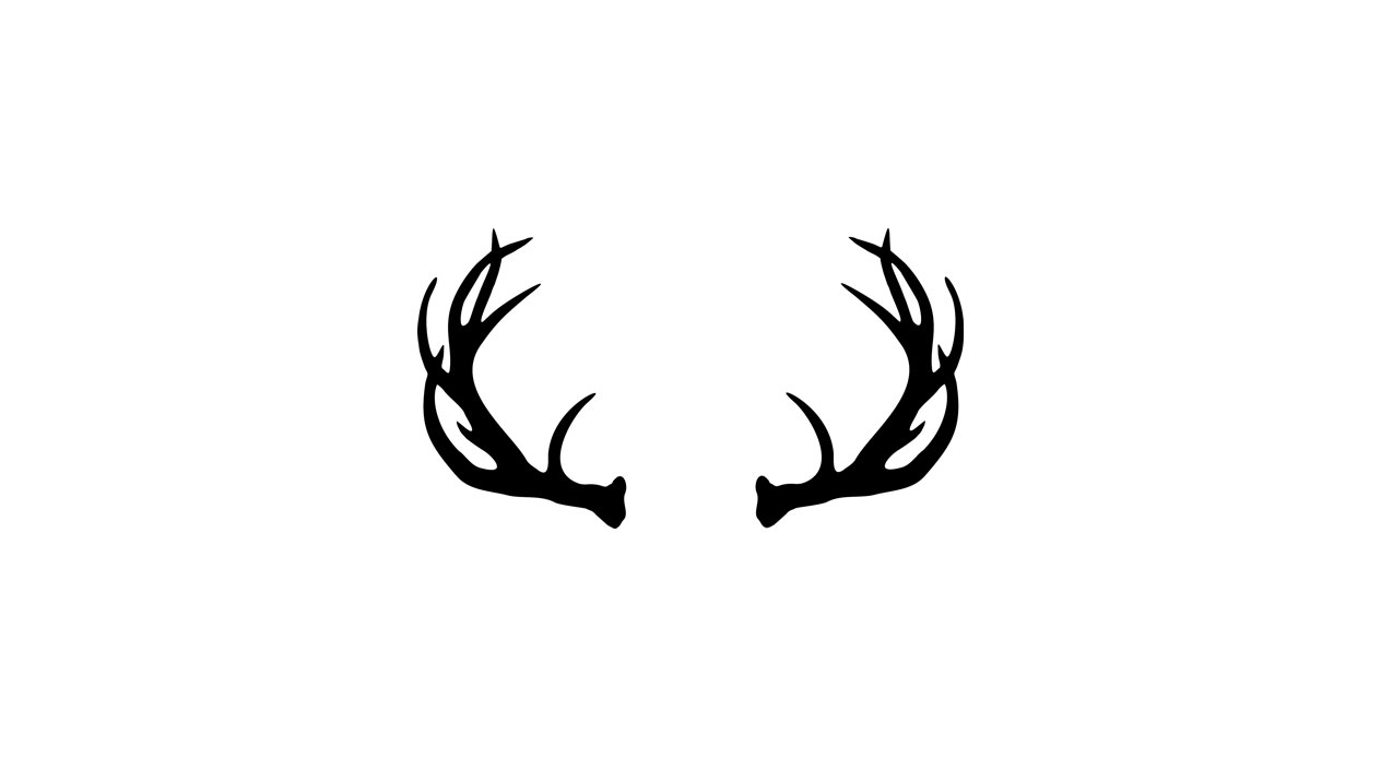 Antler clipart #16, Download drawings