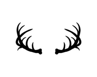 Antler clipart #4, Download drawings