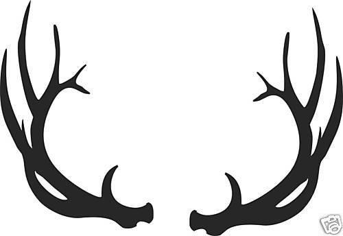Antler clipart #19, Download drawings