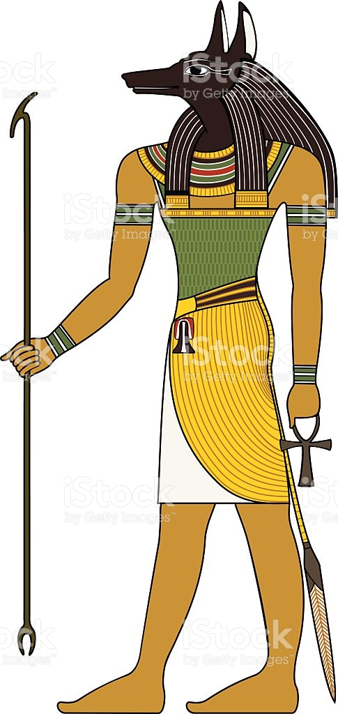 Anubis clipart #14, Download drawings