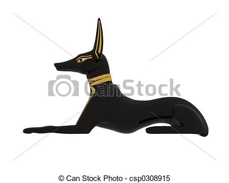 Anubis clipart #7, Download drawings