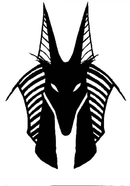 Anubis clipart #13, Download drawings