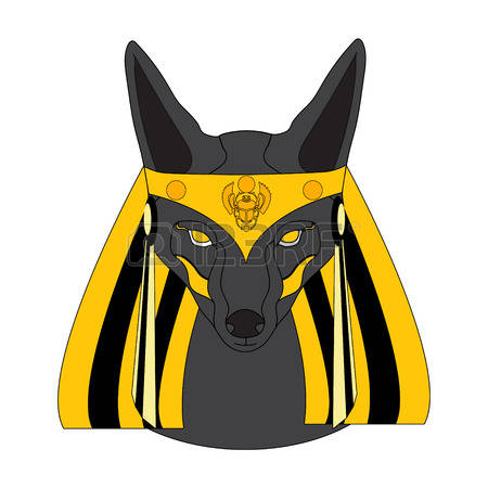 Anubis clipart #5, Download drawings