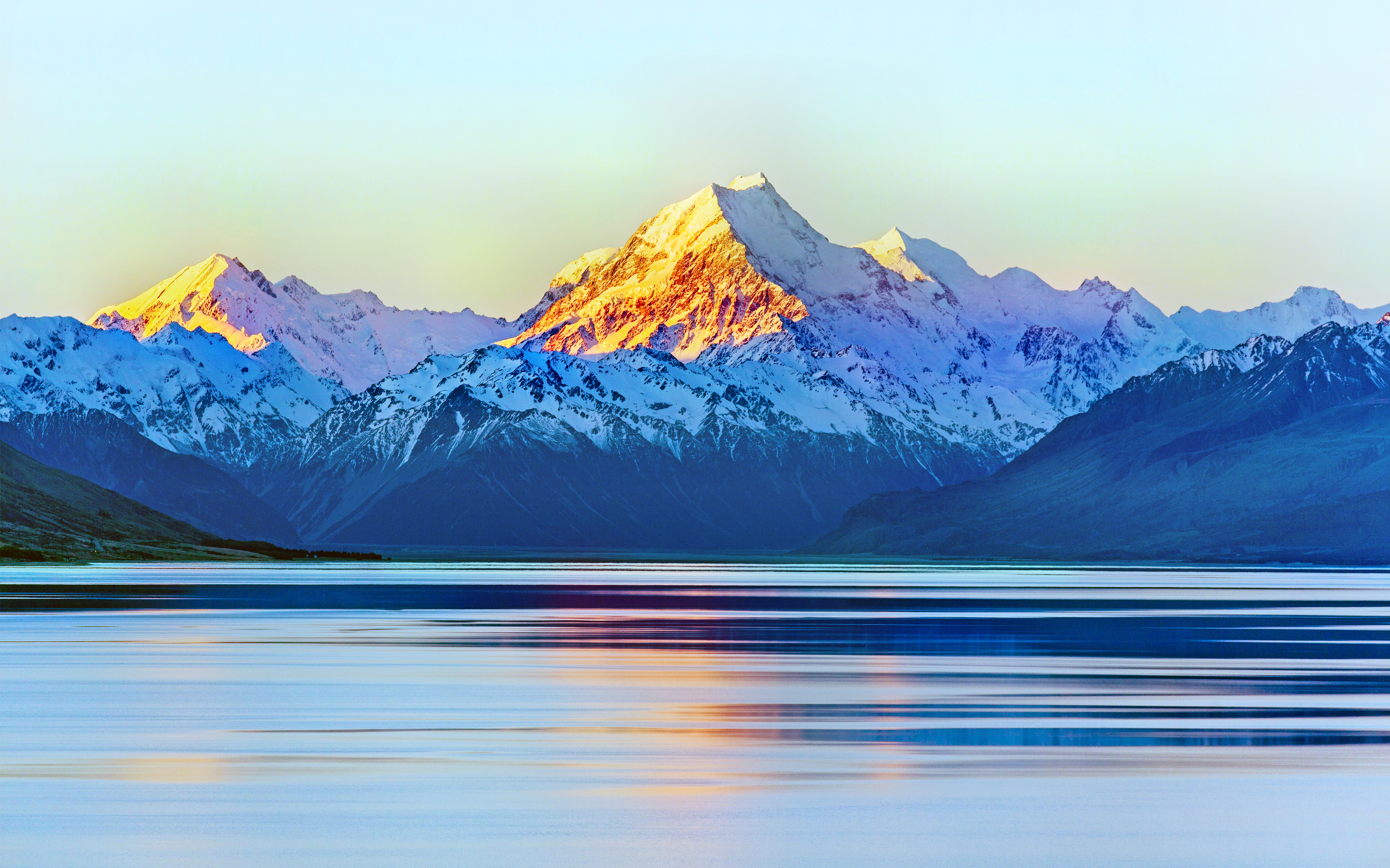 Aoraki Mount Cook coloring #20, Download drawings