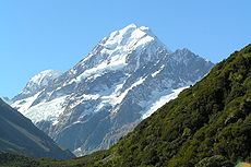 Aoraki Mount Cook svg #2, Download drawings