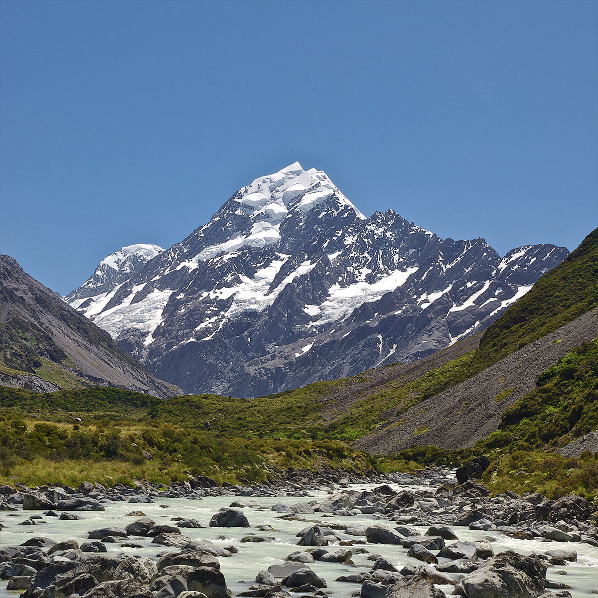 Aoraki Mount Cook svg #16, Download drawings