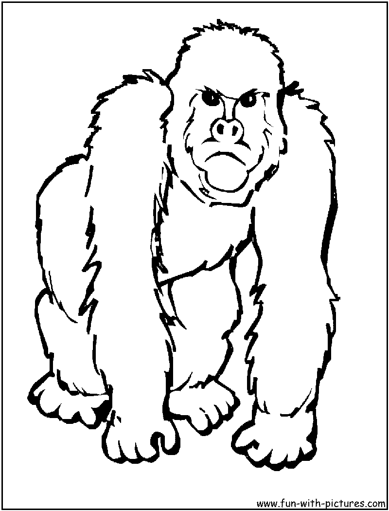 Ape clipart #5, Download drawings