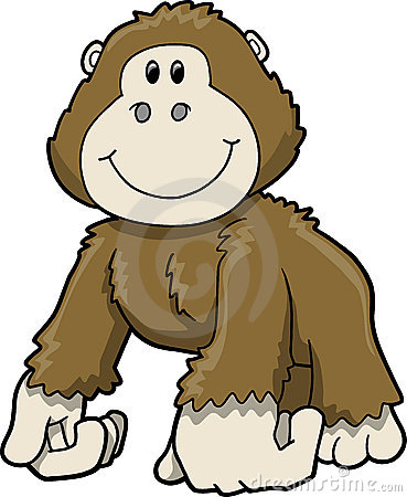 Ape clipart #17, Download drawings