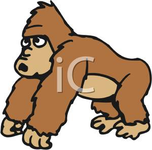 Ape clipart #16, Download drawings