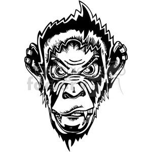 Ape svg #12, Download drawings