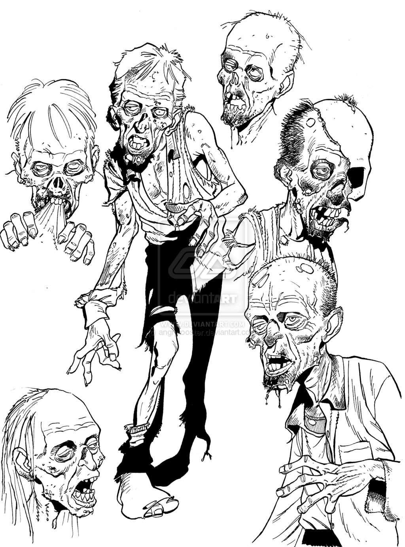 Apokalypse coloring #7, Download drawings