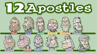 Apostles clipart #9, Download drawings