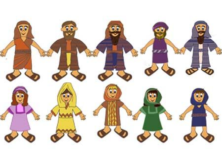 The Twelve Apostles clipart #9, Download drawings