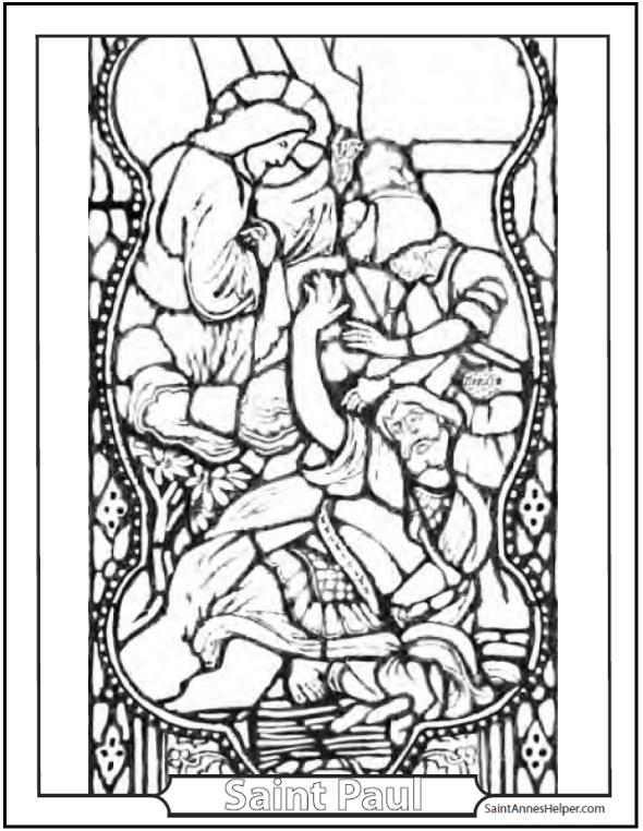 Apostles coloring #1, Download drawings