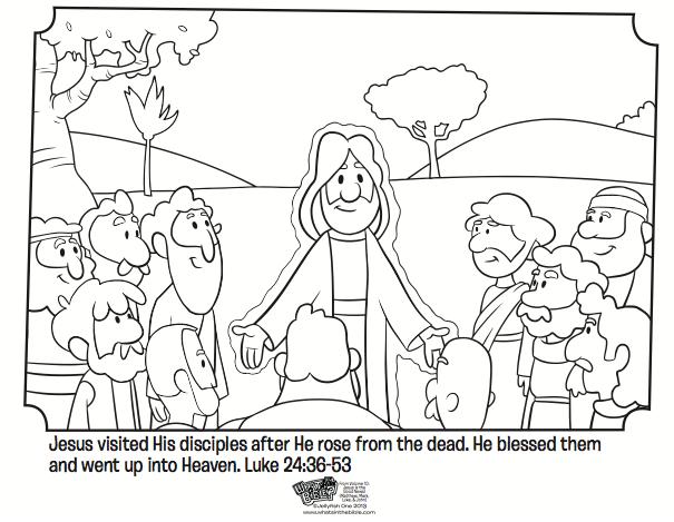 Apostles coloring #15, Download drawings