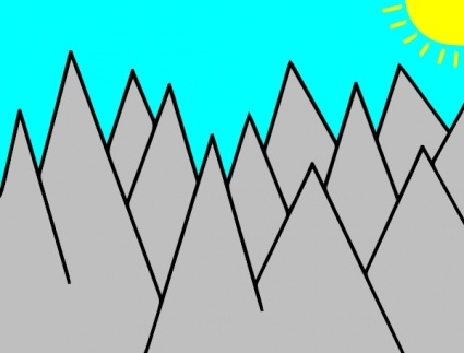 Appalachian Mountains clipart #3, Download drawings