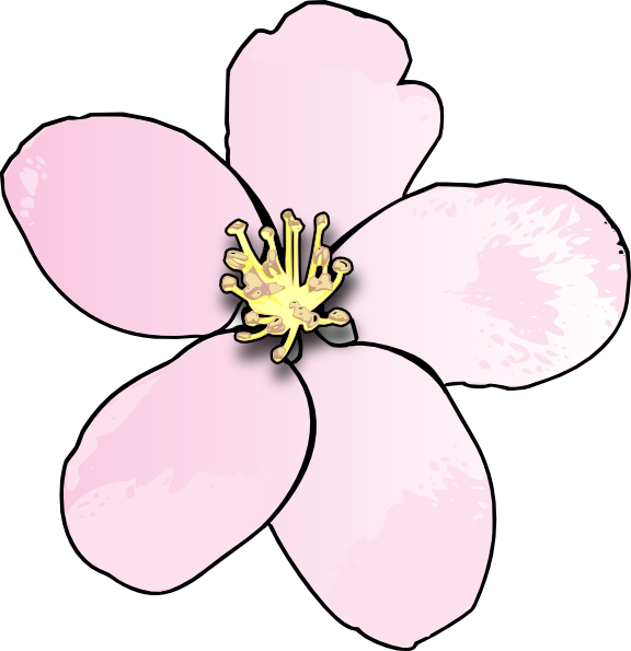 Apple Blossom clipart #7, Download drawings