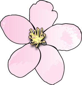 Apple Blossom clipart #10, Download drawings