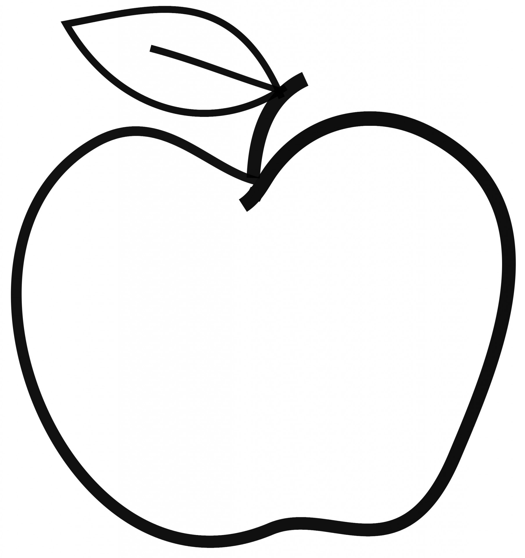Apple clipart #7, Download drawings