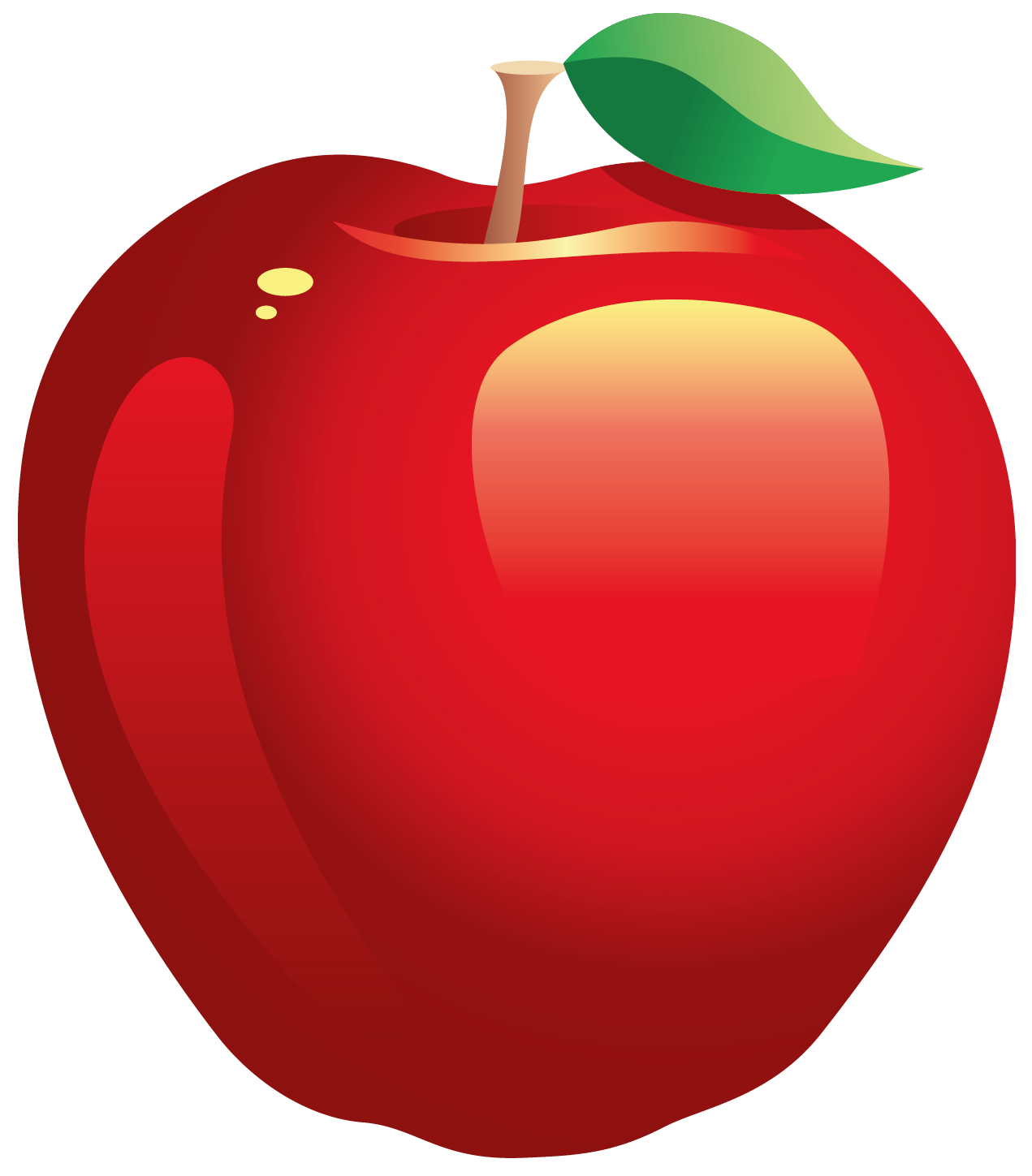 Apple clipart #9, Download drawings