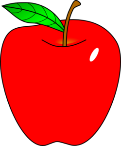 Apple clipart #8, Download drawings