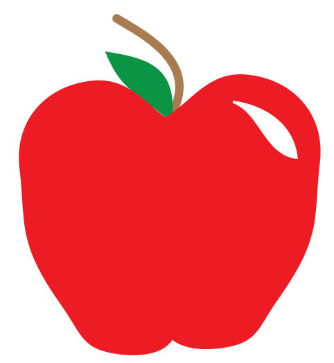 Apple clipart #4, Download drawings