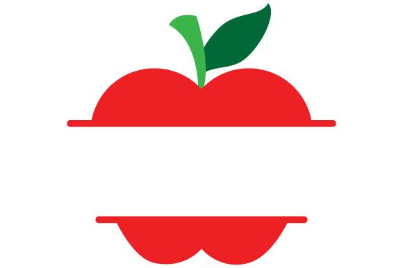 apple monogram svg #793, Download drawings