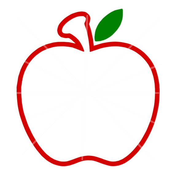 Apple svg #4, Download drawings
