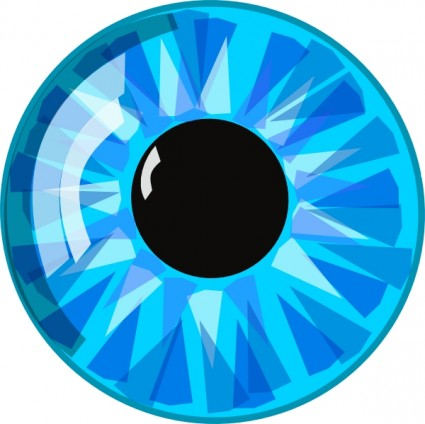 Aqua Eyes clipart #13, Download drawings