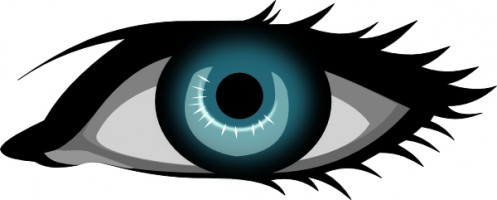 Aqua Eyes clipart #17, Download drawings