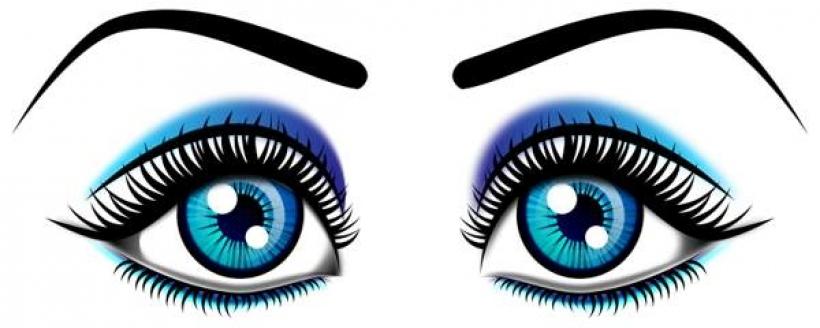 Aqua Eyes clipart #7, Download drawings