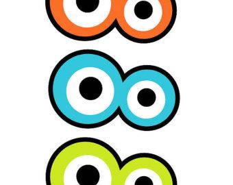 Aqua Eyes clipart #2, Download drawings