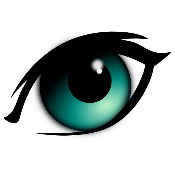 Aqua Eyes clipart #16, Download drawings