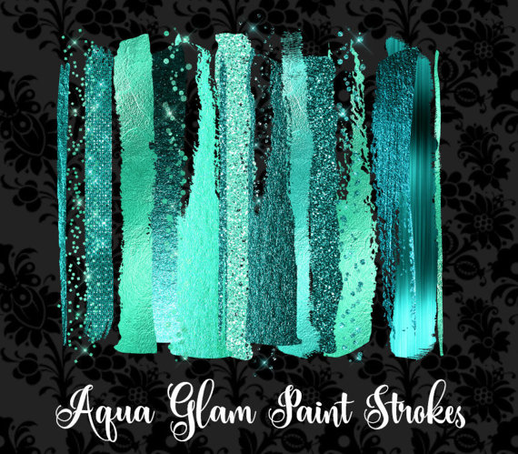 Aqua Hair clipart #4, Download drawings