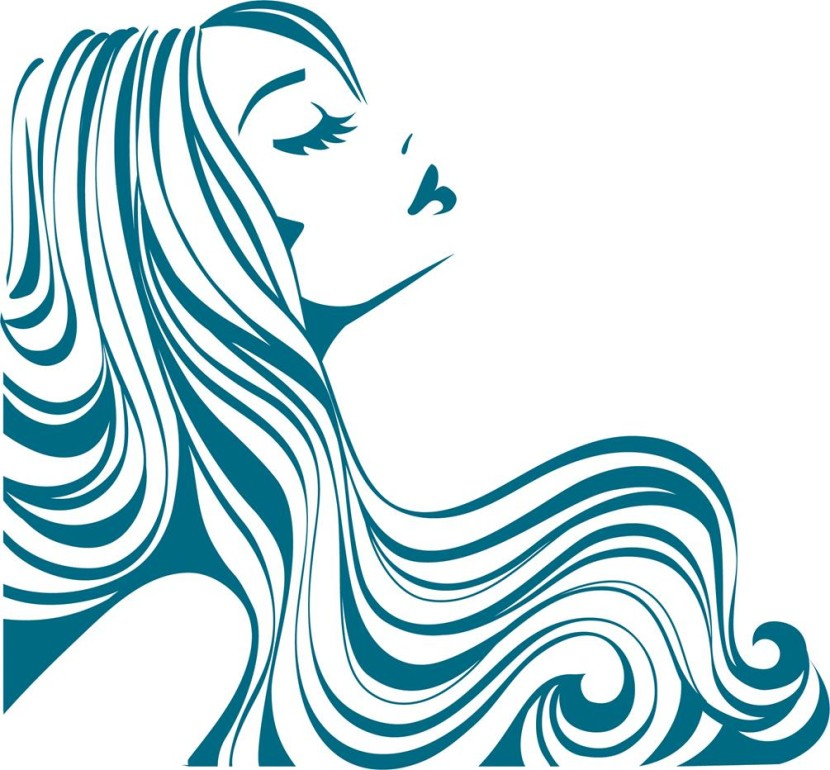 Aqua Hair clipart #6, Download drawings