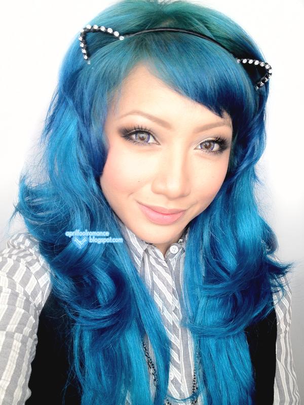 Aqua Hair coloring #4, Download drawings