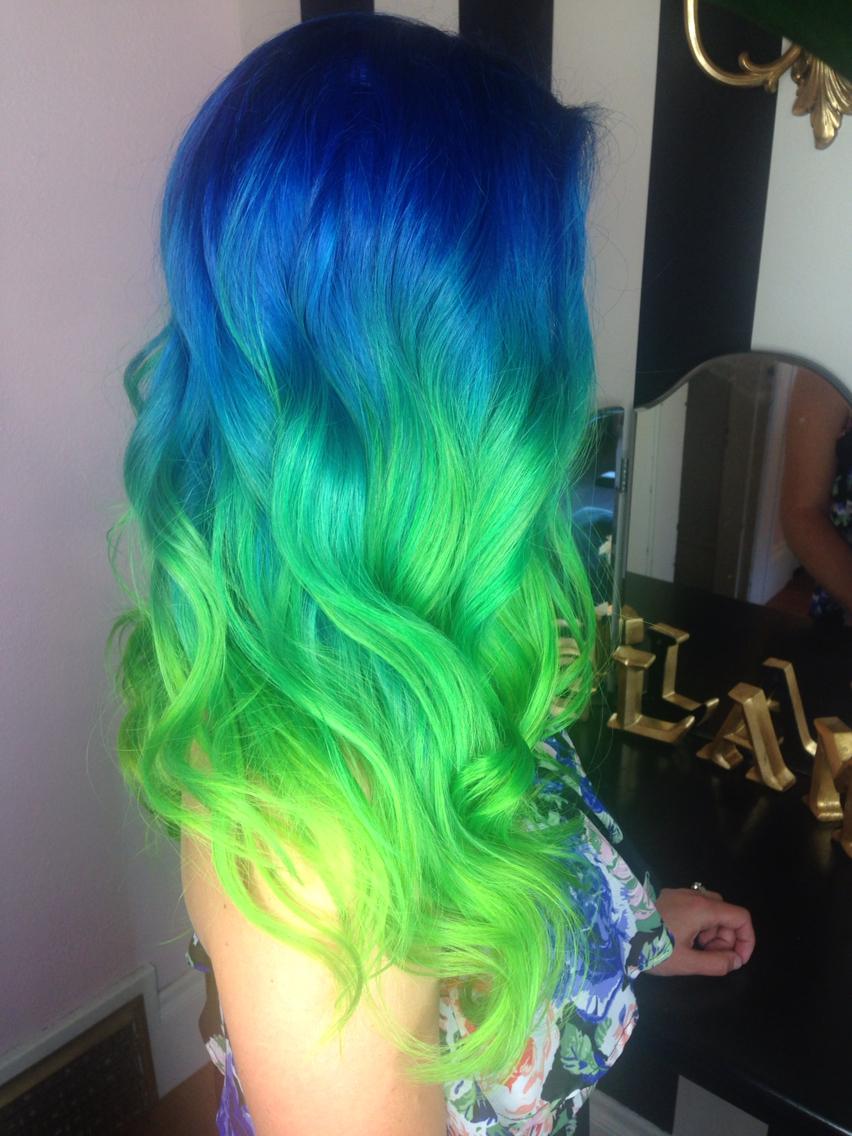 Aqua Hair coloring #2, Download drawings