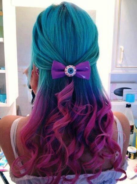 Aqua Hair coloring #10, Download drawings