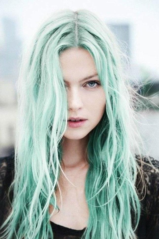 Aqua Hair coloring #6, Download drawings