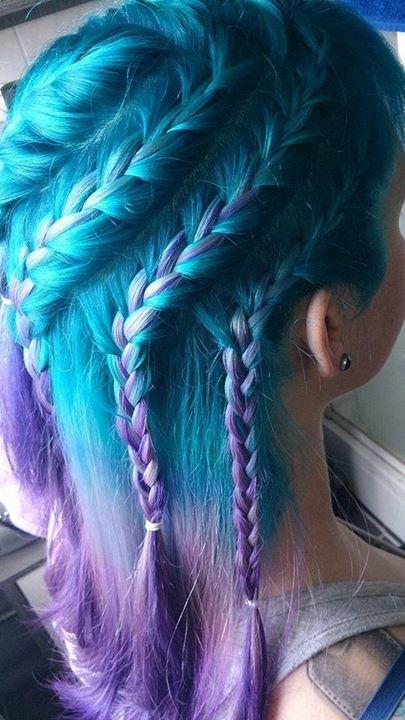 Aqua Hair coloring #5, Download drawings