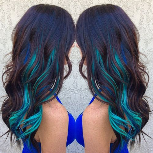 Aqua Hair coloring #16, Download drawings