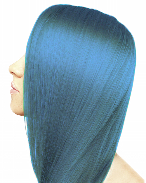 Aqua Hair coloring #13, Download drawings