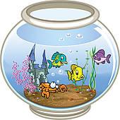 Aquarium clipart #10, Download drawings