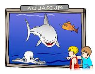 Aquarium clipart #7, Download drawings