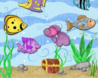 Aquarium clipart #14, Download drawings